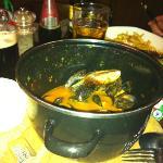 chilli tomato mussels