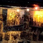 Sala del Holocausto (escondite que construyeron la señora Sojka y su esposo del trauma del Holoc