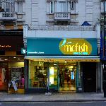 Mr Fish in London Bayswater