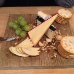 Felons Tassie Cheese platter