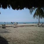 Playa privada de Zuana