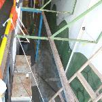 Vista do segundo andar