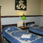 Kamar AC, malam terakhir di Bali, upgrade ke kamar yg lebih ok