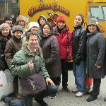 Tasting @ Gorilla Cheese, Sidewalks of NY Food Truck & Cart Tour