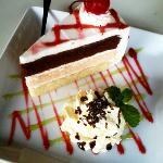 Triple Flavour Cake