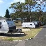 Campervan sites