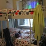 dormitorio femminile 8 posti, 1° piano