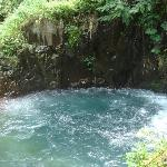 Gitgit small Waterfall