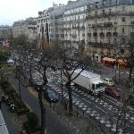 Le boulevard St Marcel au petit matin.