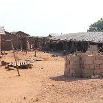 Larabanga village