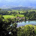 Mera floden set fra San Miro kirken
