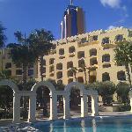 Hotellet från Sjösidan