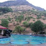 Pool of the Golden Resort