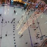 Ice skating Rink, Mall