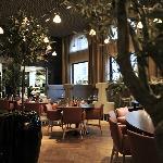In-house restaurant Bella Bambina (Italian)