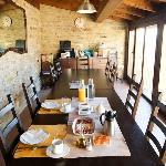 Breakfast & Dinner room