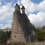 Cappadochia towers