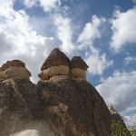 Pumice stone peaks