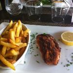 Cordon Bleu con patate della casa