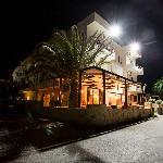 theodosi restaurant entrance