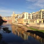 short walk to girona....