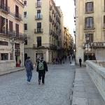 lovely surrounding streets of girona....