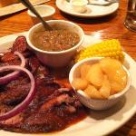 Texas combo, pretty good!