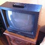 Cottage #80 tiny TV