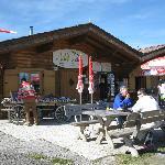 Melchboden Hutte at 2,020 m