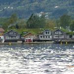 Sagafjord Hotell. Sæbø