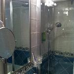 mini salle de bains neuve