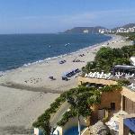 Playa + piscina