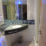 tocador de baño
