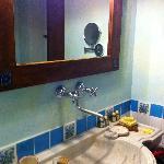 il bagno curatissimo