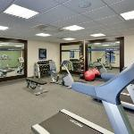 Enjoy the complimentary fitness center of our Fresno, CA hotel.