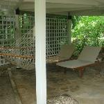 Our lower deck