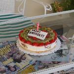 Sonias Geburtstagskuchen