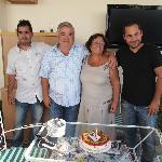 Feier zu Sonias Geburtstag