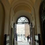 ...nella galleria del Palazzo
