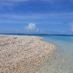 Excursion au sud de l'atoll