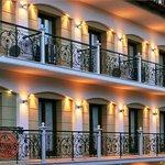 Parnassos Delphi Hotel -exterior-