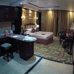 """Luksus - Early Bird"" værelse"