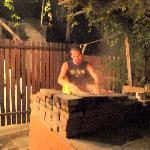 Paulo al grill