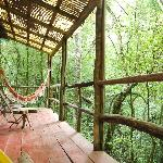 Relax at the hammock