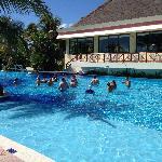 Akumal section pool