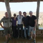 At Kruger Park