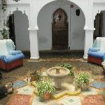 Hotel Riad Casa Hassan common area