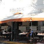 Restaurant del hotel donde también se desayuna