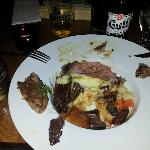 Lamb, Goose, Whale, Reindeer and Puffin with a Gull Beer