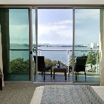 Ocean View Balcony Room